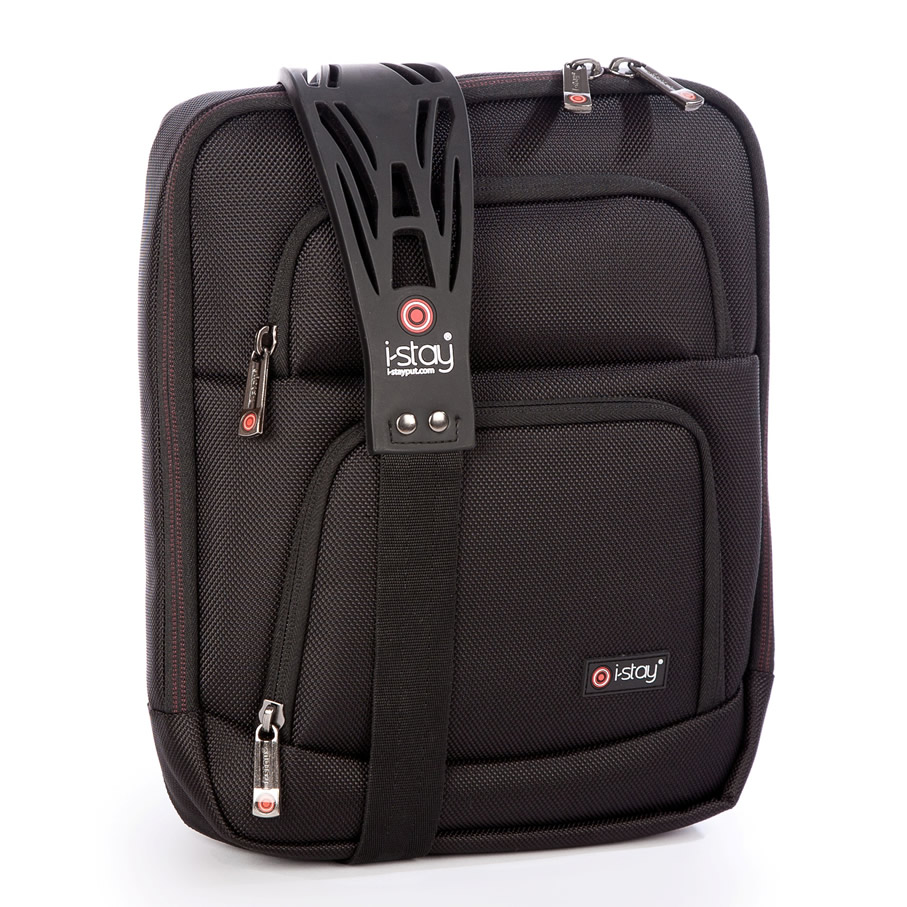 NEW - Fortis Ministry and Meeting Bag with iPad Compartment   - BLACK