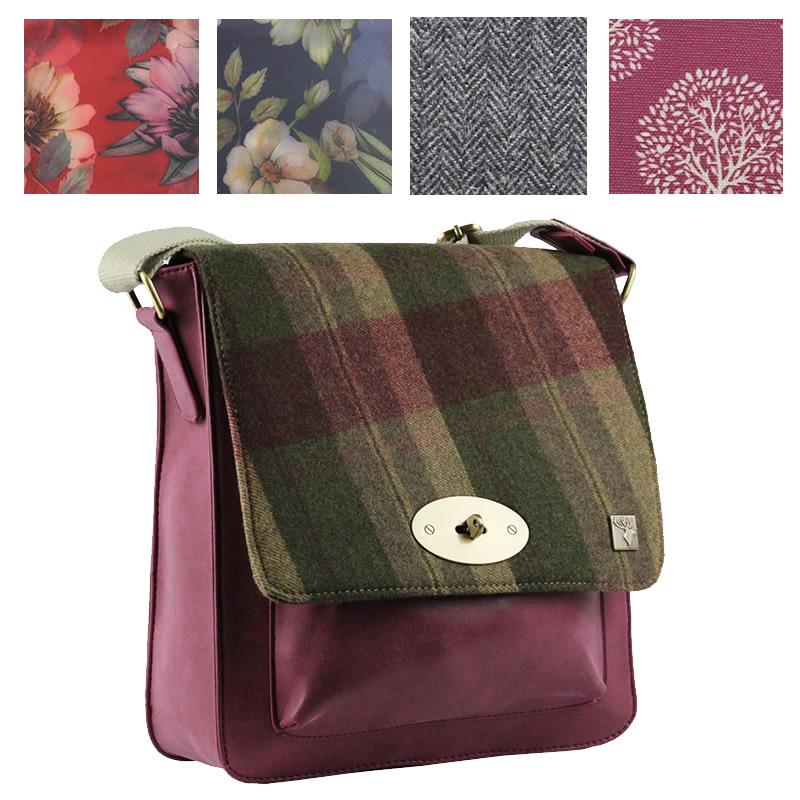 House of Tweed - Messenger Bag