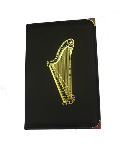VINYL COVER - LARGE SONG BOOK  - BLACK