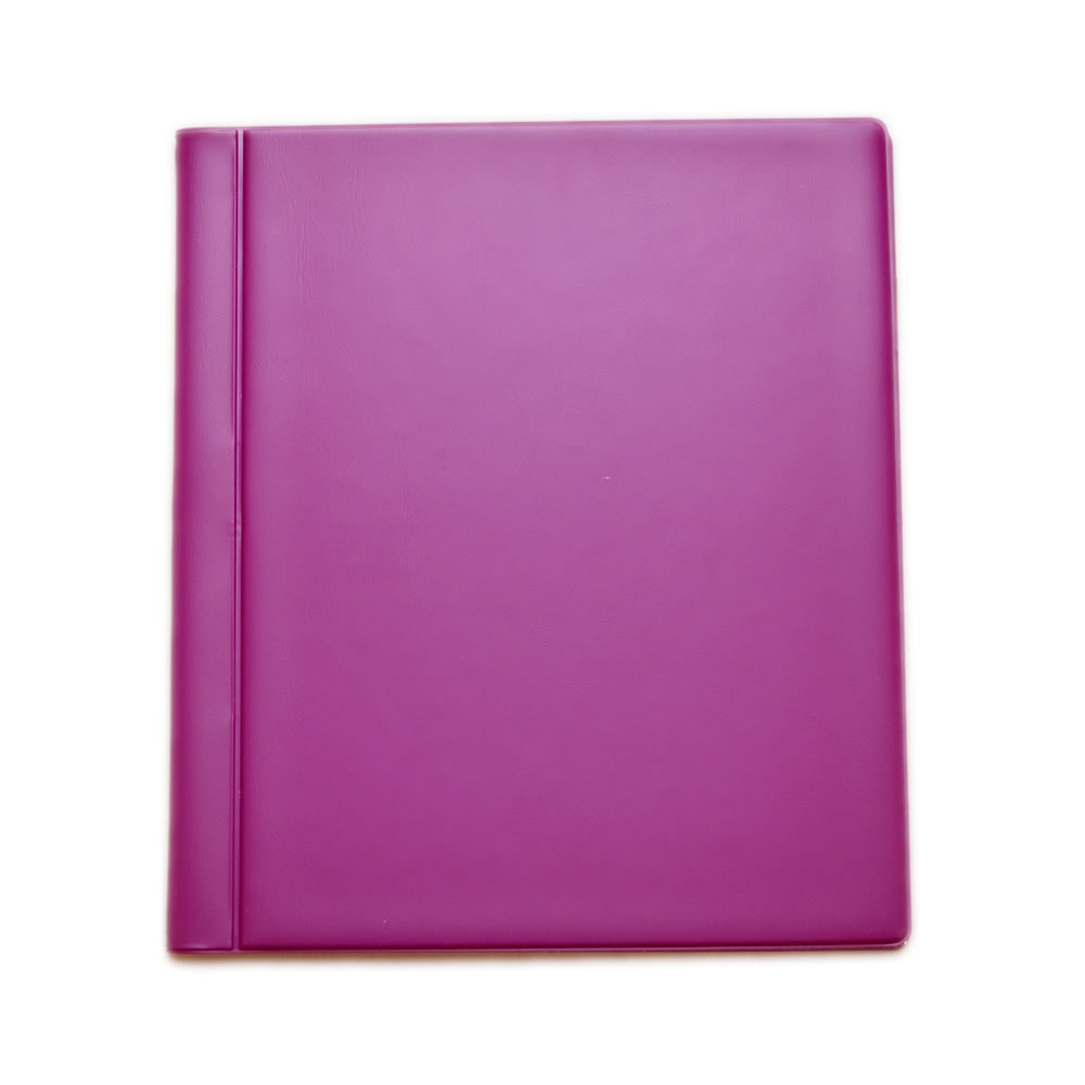 Literature Organiser - Magazine, Tract and Ministry Folder - Older Version  - Plum