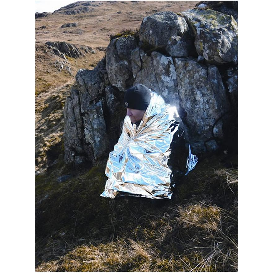 Foil Blanket x 2 - Go Bag Item