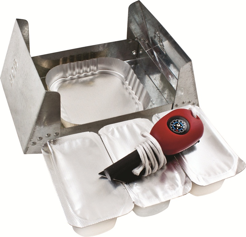 Outdoor Emergency Cooker Set