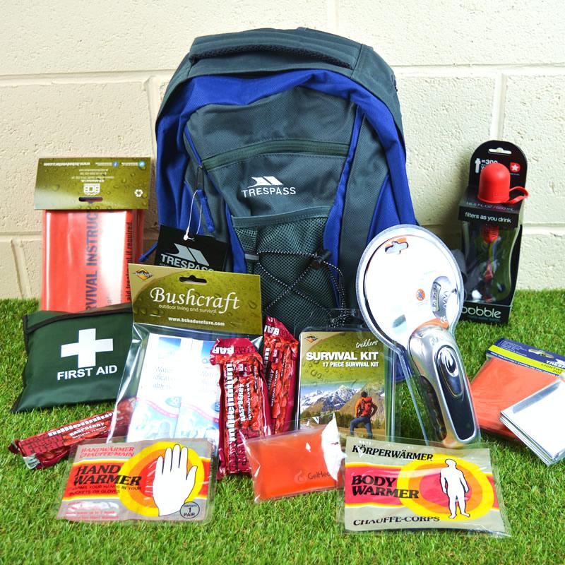 Emergency 1 Person Go/Grab Rucksack