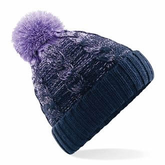 Ombre beanie