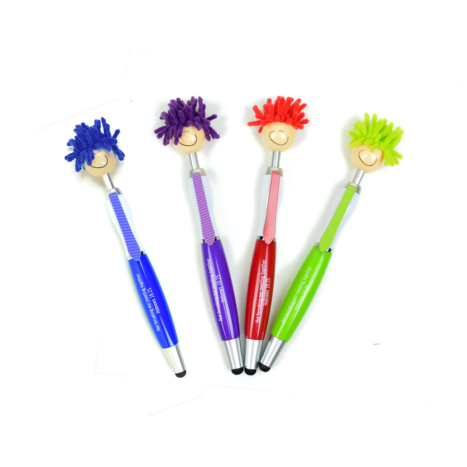 Childrens (or Adults!) Fun Mop Head Pen