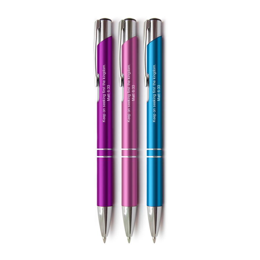 New Metal Premium Pen - Virtue\ width=