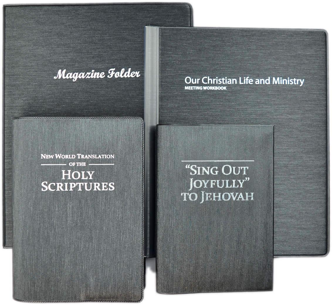 Bennett cards theocratic meeting folder set save fandeluxe Images