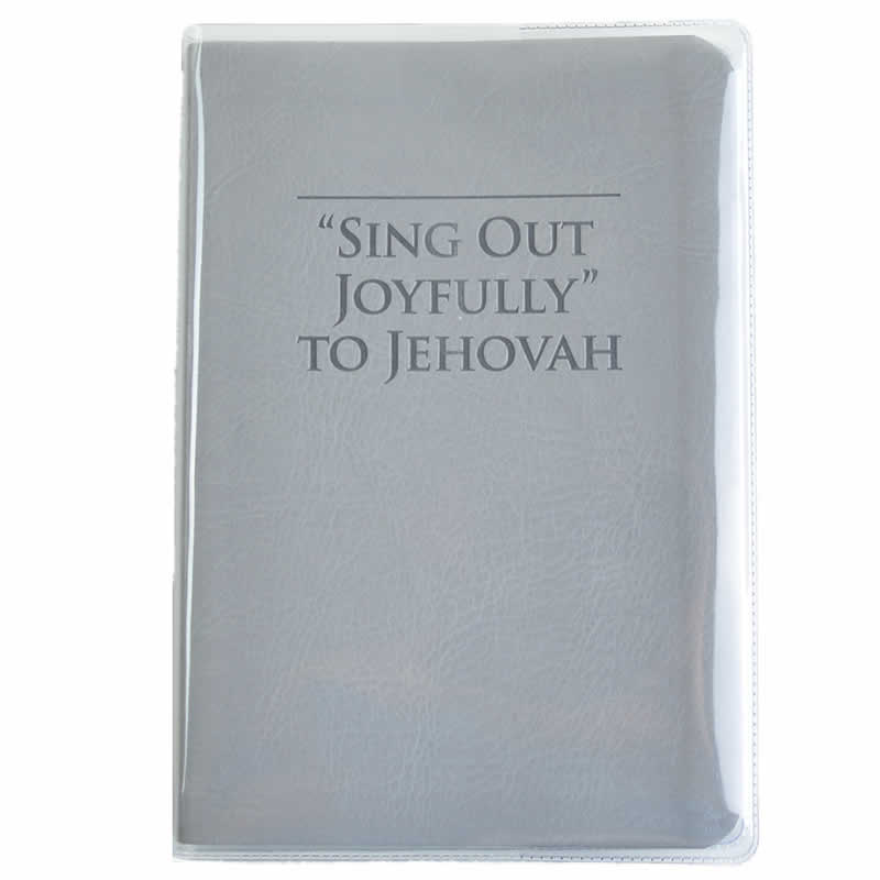 Book Covers - Ministry Supplies Jehovahs Witnesses