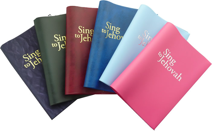 OLD SONG BOOK Coloured Song Book - Small