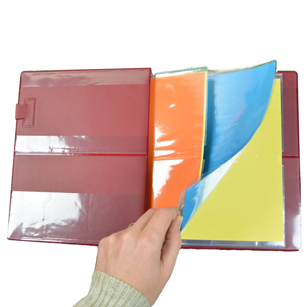 Literature Organiser - Magazine, Tract and Ministry Folder