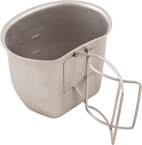 Outdoor Emergency Cooking Pot Cup
