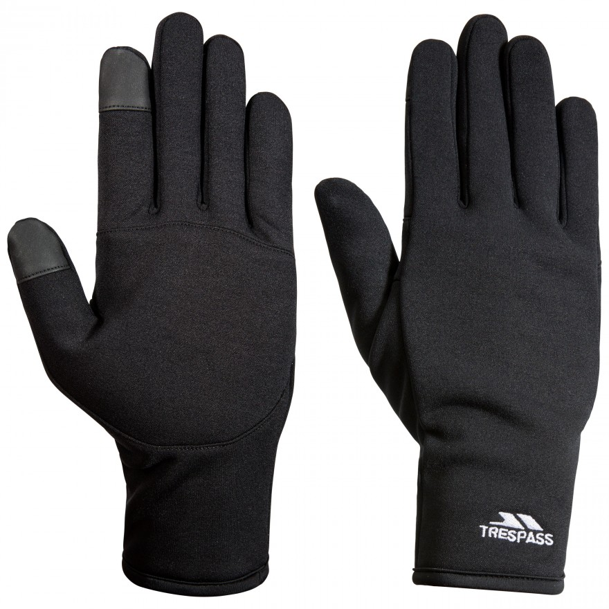 Poliner Adults Gloves With Touch Screen Fingertips